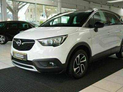 gebraucht Opel Crossland X 1.6 Innovation Navi+Rückfahrk.+beheizb. Frontscheibe