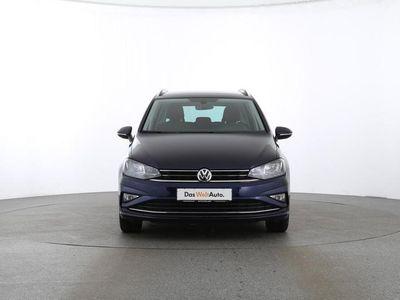 gebraucht VW Golf Sportsvan JOIN 1.0 TSI BMT   NAVI ACC schwarz