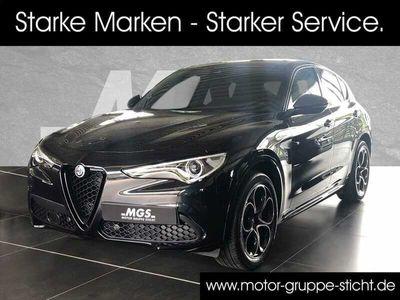 gebraucht Alfa Romeo Stelvio 2.2 Diesel Q4 VELOCE #ASSISTENZ-2 #20ZOLL #OPTIK, Vorführwagen, bei MGS Motor Gruppe Sticht GmbH & Co. KG