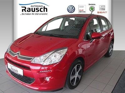 gebraucht Citroën C3 1,2 VTI Pure Tech 82 Selection Klima