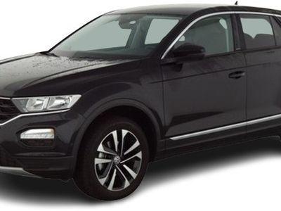 gebraucht VW T-Roc T-Roc1.6 TDI IQ.Drive eKlappe ACC BlindSpot