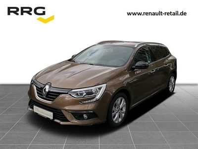 gebraucht Renault Mégane IV Grandtour TCe 160 EDC Limited Automati