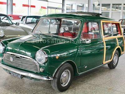 gebraucht Mini Clubvan Innocenti T WOODY mit SD !