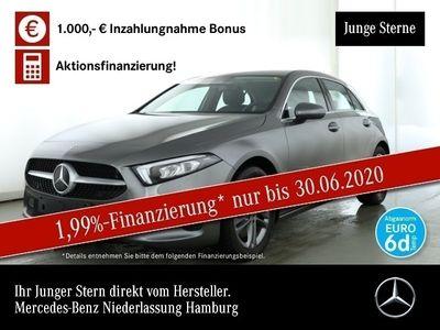 gebraucht Mercedes A250 Progressive Stdhzg Navi Premium LED PTS Temp