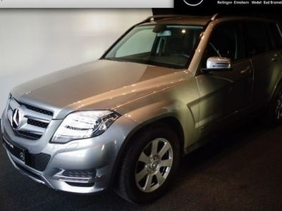 gebraucht Mercedes GLK220 CDI 4MATIC LED+Navi+PDC