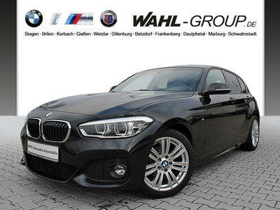 gebraucht BMW 120 d 5-Türer M Sportpaket HiFi LED GSD Tempomat
