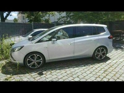 gebraucht Opel Zafira Tourer 2.0 195PS