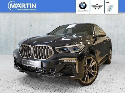 gebraucht BMW X6 M50d *Soft-Close*HUD*Komfortzg.*H&K*360°Kamera*DAB*Laserlicht*