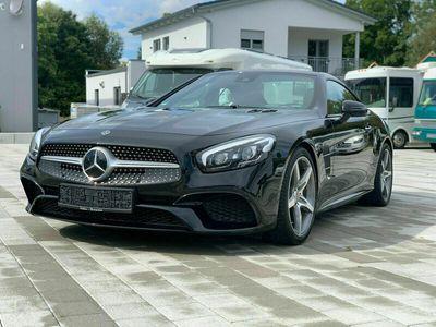 gebraucht Mercedes SL400 AMG-Line,Gepflegt,ab 1,9% Finanz.