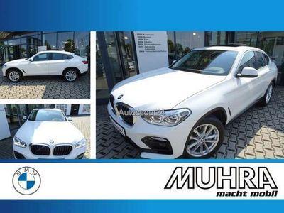 gebraucht BMW X4 30iAx AHK SD el. Sitze Memory LED Head Up