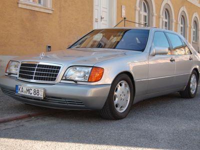 gebraucht Mercedes 600 W140SEL V12 alle Extras+ KLR!