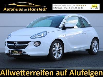 gebraucht Opel Adam 1.0 Turbo Jam 90PS Allwetterreifen Euro 6d-Temp Abgasnorm