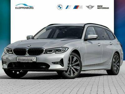 gebraucht BMW 318 d Sport Line ACC AHK Kamera LED Navi HiFi