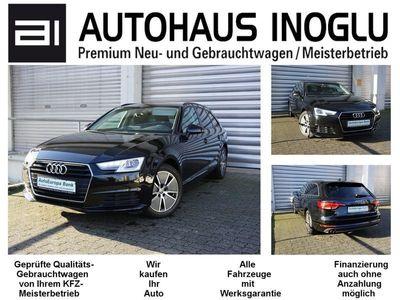 gebraucht Audi A4 2.0 TDi Avant Basis Xenon AT Navi SHZ Alu17