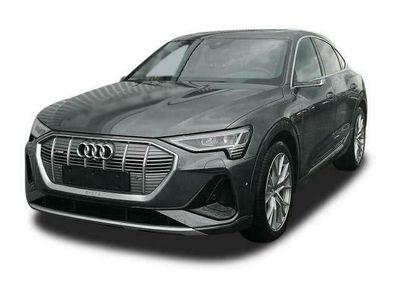 gebraucht Audi E-Tron eTron - Sportback 50 Quattro S-Line ACC B+O