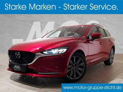 gebraucht Mazda 6 Exclusive-Line #SOFORTVERFÜGBAR, Vorführwagen, bei MGS Motor Gruppe Sticht GmbH & Co. KG