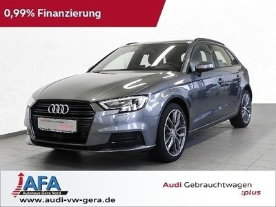 gebraucht Audi A3 Sportback design 35 TFSI 110 kW (150 PS) S tronic