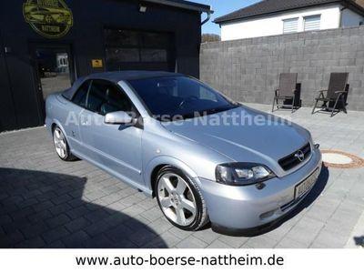 gebraucht Opel Astra Cabriolet G 2.0 16V Turbo