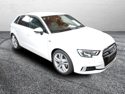 gebraucht Audi A3 Sportback 35 TFSI S-LINE, DAB, Teilleder, ...