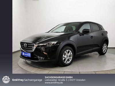 gebraucht Mazda CX-3 SKYACTIV-G 121 FWD Exclusive-Line 89 kW, 5-türig