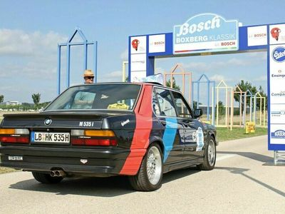 gebraucht BMW M535 i, M-Ausstattung, Vollleder, Sportgetriebe
