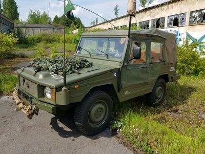 gebraucht VW Iltis Typ 183,Feldjäger,H Zulassung