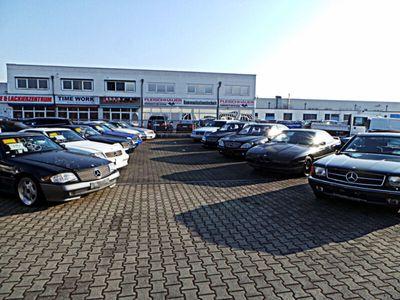używany Mercedes 500 CL-Coupe- Japanimport ICM91