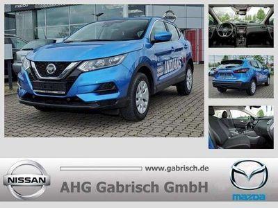 gebraucht Nissan Qashqai Visia Modellpflege Euro 6d