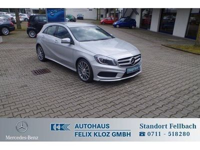 gebraucht Mercedes A180 CDI BlueEFFICIENCY Limousine