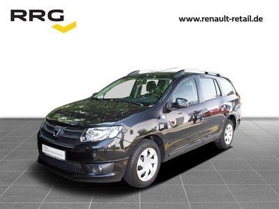 gebraucht Dacia Logan II 0.9 TCe 90 eco² Klima, Radio, Bluetooth