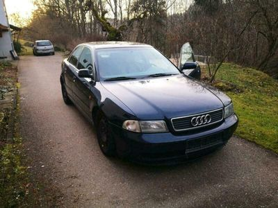 gebraucht Audi A4 B5 2.8 30V
