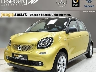 gebraucht Smart ForFour Passion/twinamic/Klima/LED/PTS/Sitzhzg.