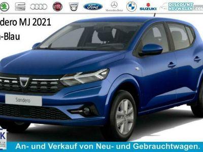 "gebraucht Dacia Sandero Comfort TCe 100 LPG, Navi, Rückfahrkamera, Einparkhilfe vo. u. hi. - Media Display 8"", LED-Scheinwerfer, Tempomat, Nebel..."