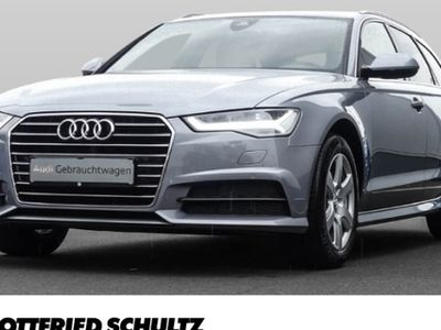 gebraucht Audi A6 AVANT 2.0 TDI ULTRA S-TRONIC+LED+NAVI+AHK+BOSE