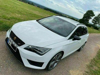 gebraucht Seat Leon ST Cupra 290 DSG Sportsitze