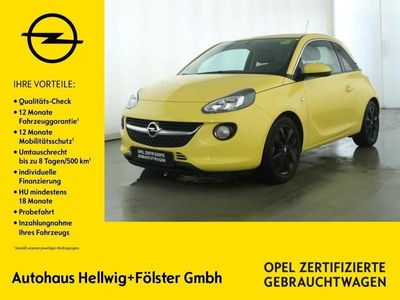 gebraucht Opel Adam 1.0 Turbo Slam