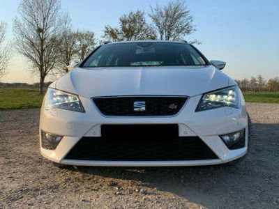 gebraucht Seat Leon ST 2.0 TDI Start&Stop FR