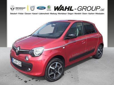 gebraucht Renault Twingo LIMITED 2018 TCe 90 ABS Fahrerairbag ESP Limited