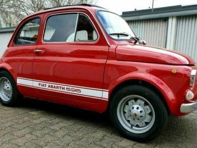 gebraucht Fiat 500 Abarth Replica Restauriert