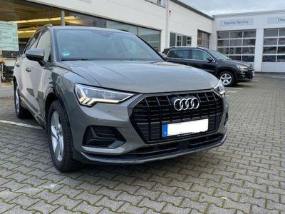 gebraucht Audi Q3 35 TFSI advanced+Anschlussgarantie+NAVI+LED
