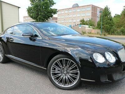 gebraucht Bentley Continental GT SPEED LEDER*NAVI*XENON*MWST*TOP*