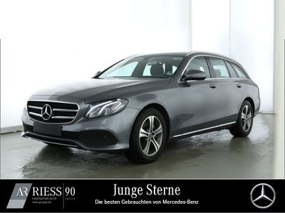 gebraucht Mercedes E200 T Avantgarde Navi LED Schiebe Kamera Um