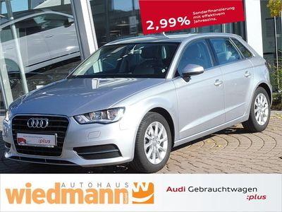 gebraucht Audi A3 Sportback Attraction 1.4 TFSI 110 kW(150 PS)6-Gang
