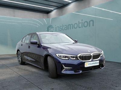 gebraucht BMW 320 320 dA Luxury Line LEDER+NAVI+LED+ACC+KAM+SHZ