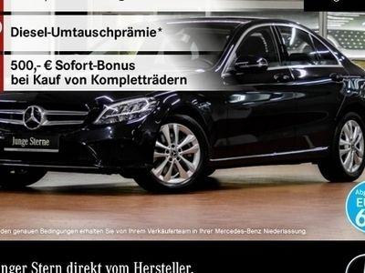 gebraucht Mercedes C300 Avantgarde LED AHK Kamera PTS 9G Sitzh Temp