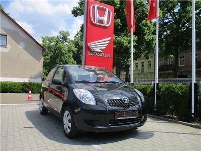 gebraucht Toyota Yaris 1.0 VVT-i Style *KLIMA;RADIO-CD;ZV*