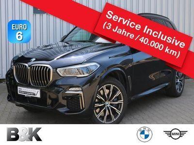 gebraucht BMW X5 M50d Leas.819,-o.Anz.,DA-Pr,Standh,AHK,Laser