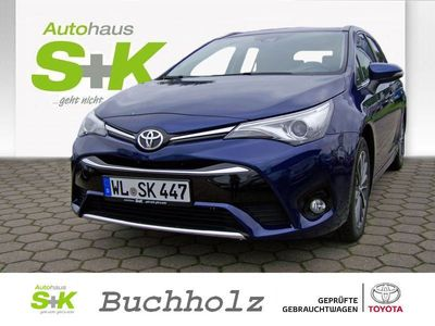 gebraucht Toyota Avensis Edition-S Plus Touring 1,8 6-Gang