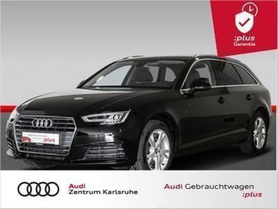 gebraucht Audi A4 Avant sport 2.0 TDI S tronic UPE 53.100,--