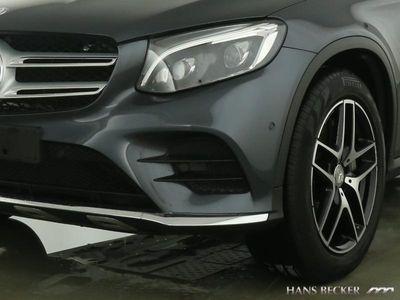 gebraucht Mercedes GLC220 AMG Airmatic ILS-LED Keyless NP 59.100,-